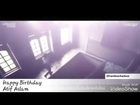 Happy Birthday Atif Aslam