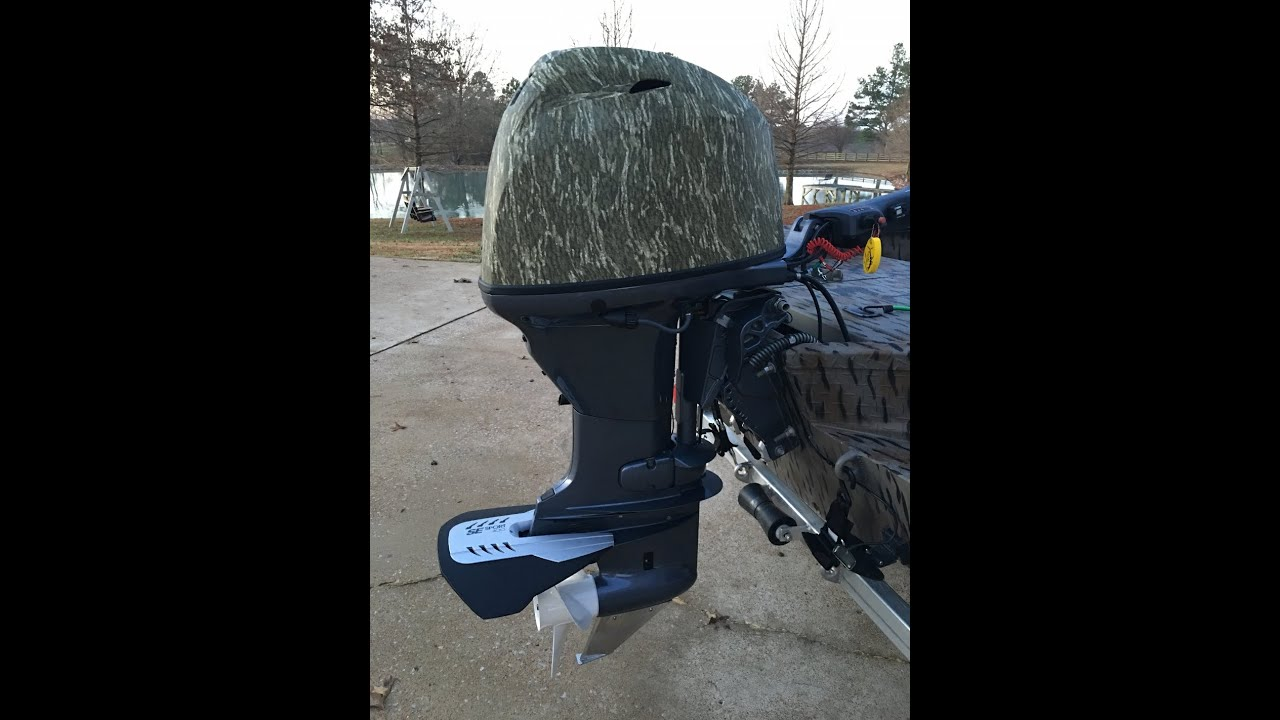 Used Yamaha Four Stroke Outboard For Sale
