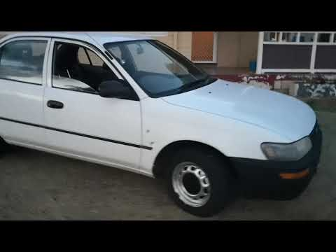 1991 E100 TOYOTA COROLLA DX DIESEL 2C