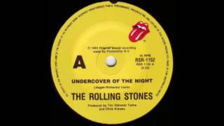 The Rolling Stones - Undercover Of The Night (1983)