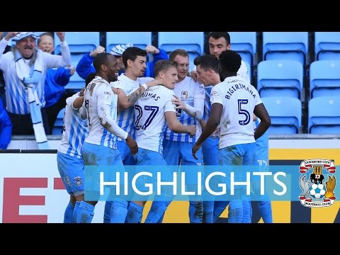Highlights | Coventry 1-0 Bristol Rovers