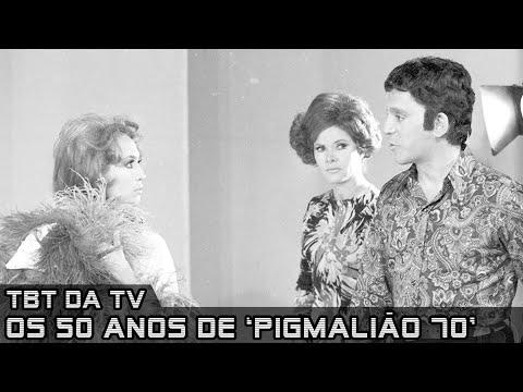 Os 50 anos de Pigmalião 70, primeira novela das 19h moderna da TV Globo, no TBT da TV