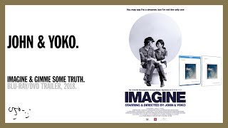 Imagine / Gimme Some Truth - trailer for 2018 BluRay/DVD release