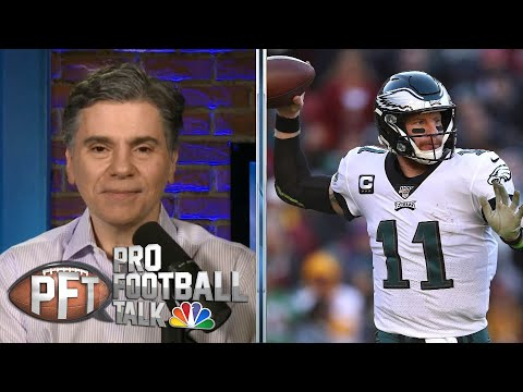 NFL 2016 Re-Draft: Should Carson Wentz go Top 5? | Pro Football Talk | NBC Sports