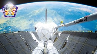 E08 - Kerbal Space Program | ISS Build | Quest Joint Airlock