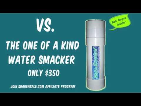 Alkaline Ionizer Water Machines VS. the Water Smacker, 2D vs.5D
