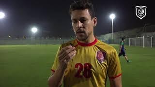 يوسف المساكني: مستوى الدحيل يرتفع من مباراة إلى أخرى