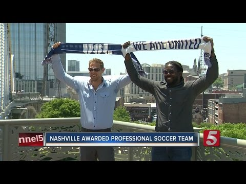 United Soccer League Expanding To Nashville