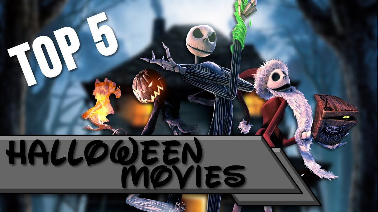 Top 5   Best Animated Halloween Movies - YouTube