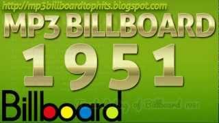 mp3 BILLBOARD 1951 TOP Hits mp3 BILLBOARD 1951