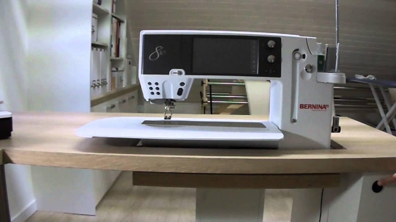 Bernina 830 Sewing Table