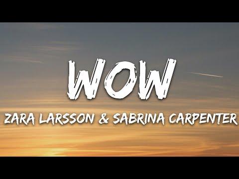 Zara Larsson Sabrina Carpenter - Wow Remix