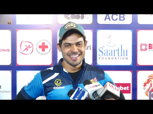 Many Tv Celebs Plays Acb For  Seasion 2 Cricket Match 2