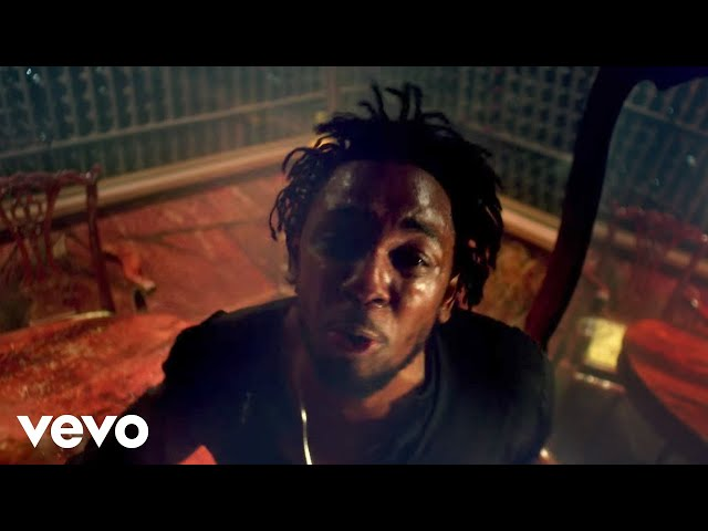 Kendrick Lamar - God Is Gangsta