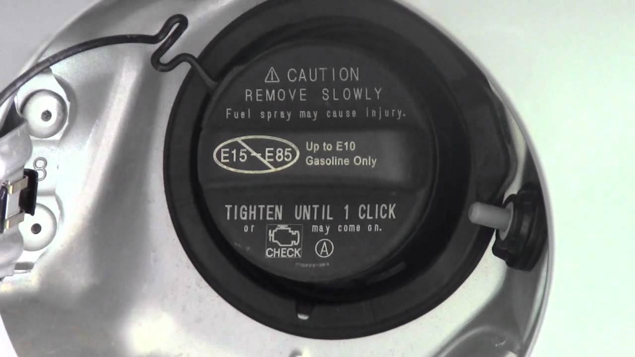 2012 | Toyota | Yaris | Fuel Door Release | How To By