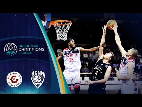 Gaziantep V Nizhny Novgorod – Highlights – Basketball Champions League 2019-20