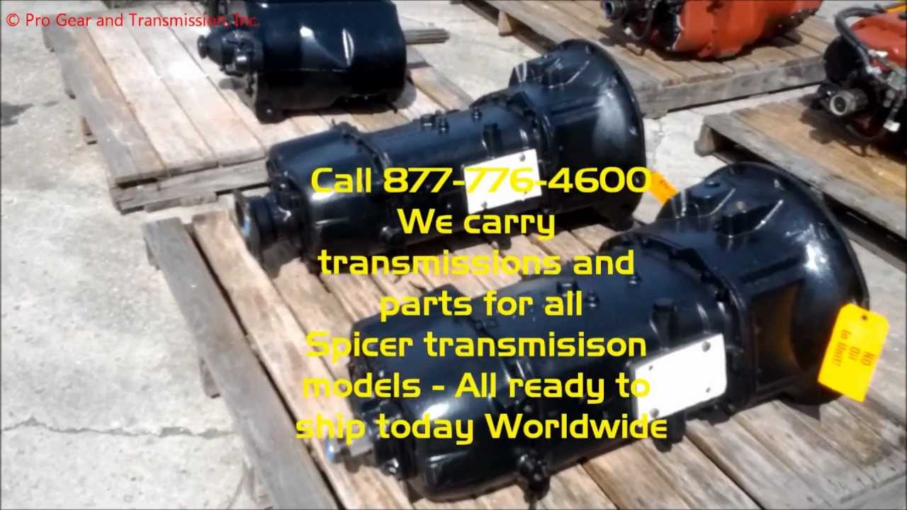 Spicer Transmission for sale at discount prices