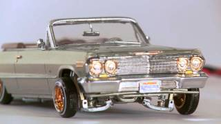 1963 Impala Lowrider - Boyz N Da Hood Unboxing and Review