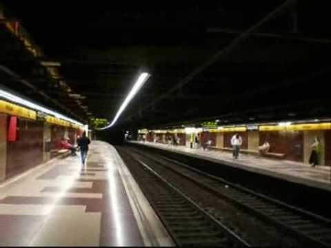 Barcelona metro, 1100 series TMB -compilation- 2008