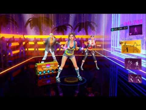 Dance Central 3 - Pon De Replay - (Hard) (DC1)