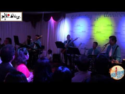 Lien Khuc Techno-  Quoc Khanh -  Hoai Thang (Hai Dang Band) 10 25 14