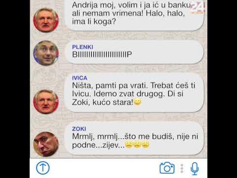 Tajno dopisivanje: Gazda tražio kredit, Plenković mu odbrusio  I Satira 24sata