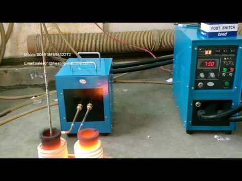 1-2kg induction heating melting furnace
