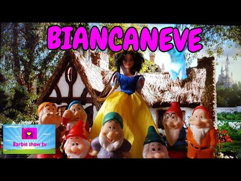 Le fiabe di Barbie  TV: BIANCANEVE