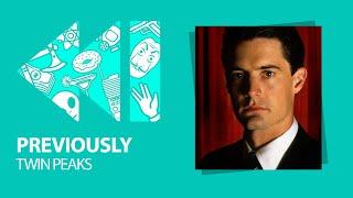 PODCAST Previoulsy - Comment la série Twin Peaks est devenue culte