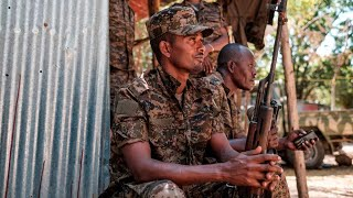 Ethiopia troops take rebel-held Tigray region