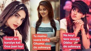 Aastha Gill Saara India Full Screen Whatsapp Status Priyank Sharma