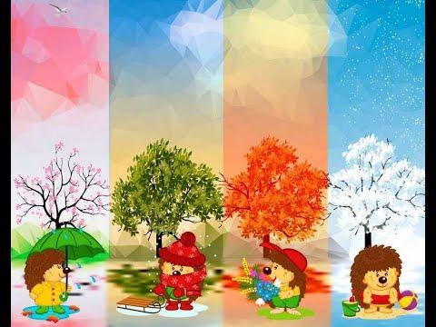 Анимации картинках, прикольные картинки по временам года