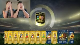 3 TOTS IN A PACK!!!!!!! - FIFA 15