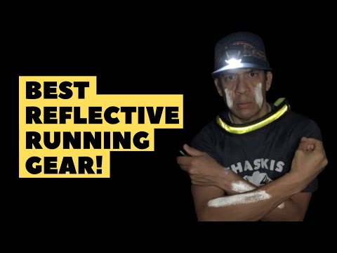 Reflective Running Gear How To Stay Safe On Your Early Morning Run