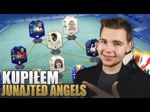 Kupiłem JUNAJTED ANGELS | FIFA 19 Ultimate Team