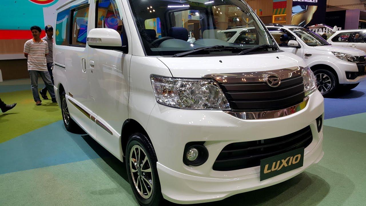 Daihatsu Luxio X 15 Anniversary 110 Th