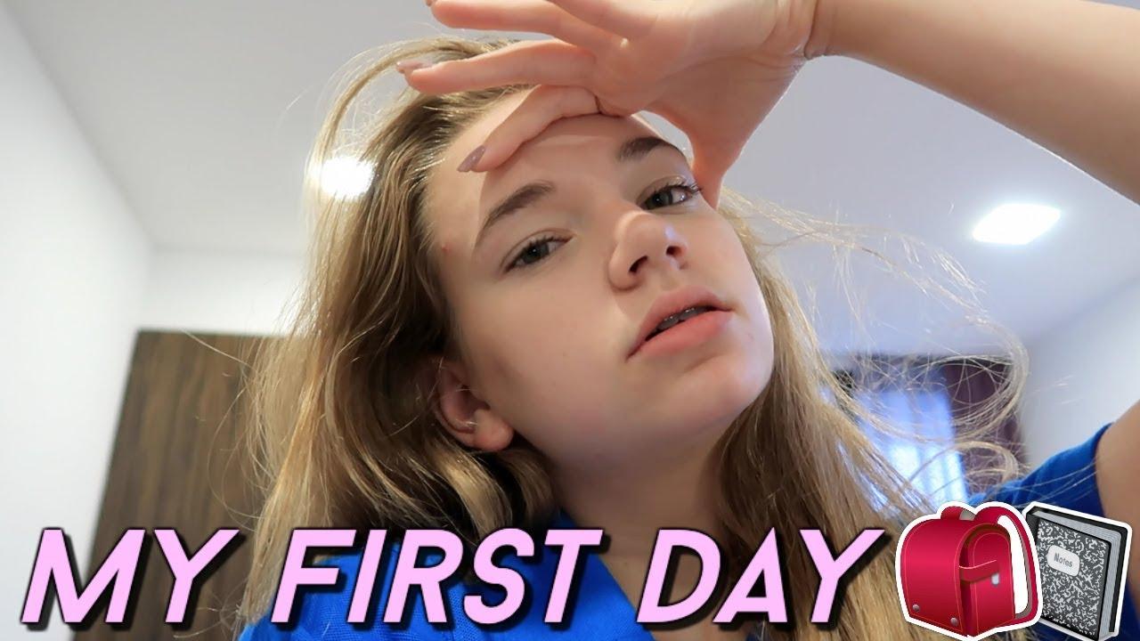 First Day Of High School Sophomore Vlog Grwm