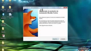 Descargar e Instalar Firefox 4.0