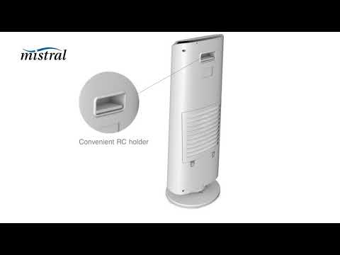 Mistral Powerful Tower Fan MFD500R