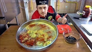 Traditional Turkish Meatless Raw Meatball Recipe