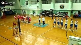 Финал чемпионата Тольятти по волейболу