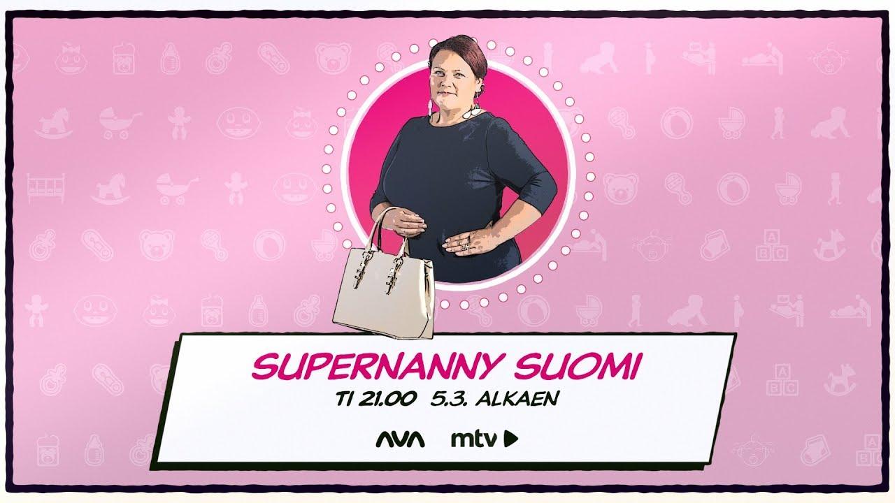 Supernanny Suomi