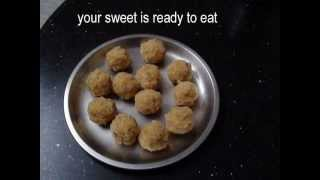 Coconut Jaggery Sweet