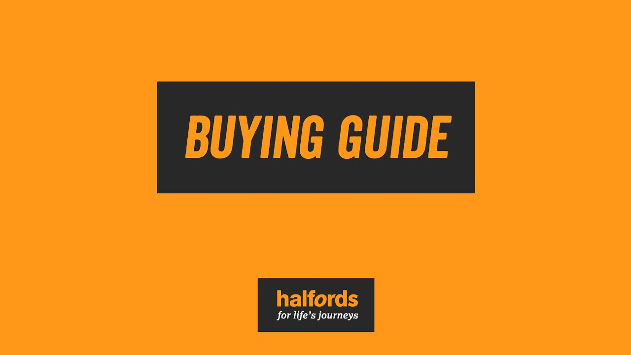 Roof Bars Buying Guide Halfords Uk Youtube