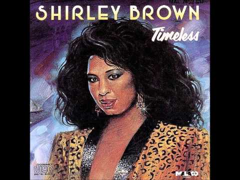 Shirley Brown - Let's Make Love Tonight