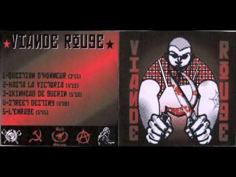 Viande Rouge - Skinhead de Guerin