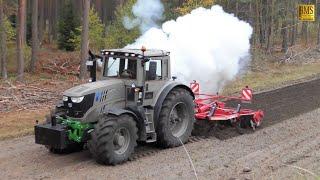 Gepanzerter John Deere 6215R Schlepper REBO-Rack - armored tractor - Rheinmetall Defence - Germany