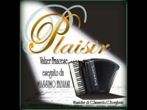 PLAISIR (Valzer Francese)