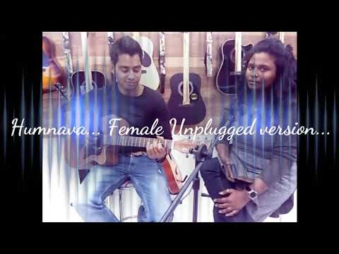 Valentine special| Humnava female unplugged| acoustic cover| feat. Sharmishtha chatterjee