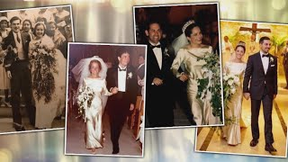 86-Year-Old Wedding Dress Worn by 4 Brides From Same Family